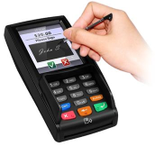 Credit Card Processing Terminal compatible with Plexis POS